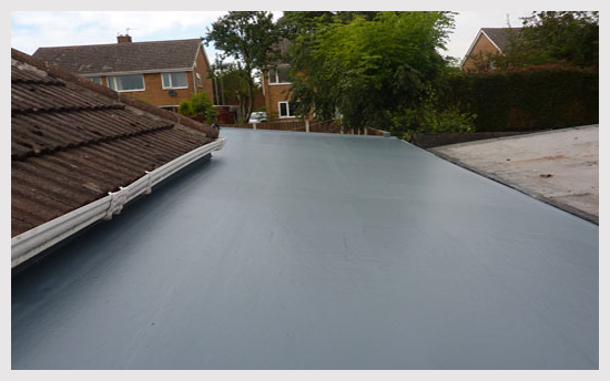 flat roof oxford