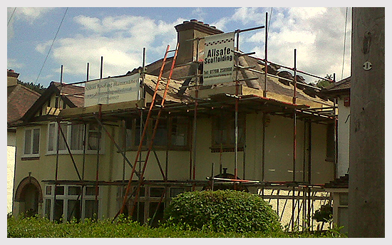 roofer oxfordshire